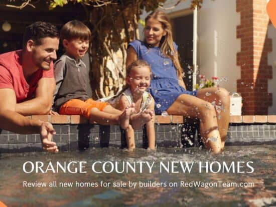 Orange County New Homes California