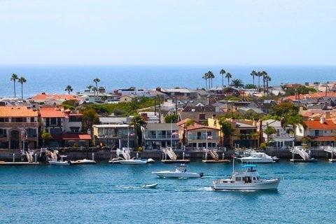 Balboa Peninsula Houses
