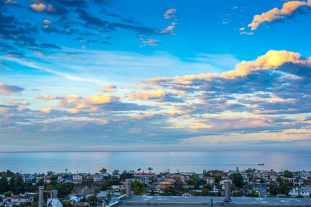 Hermosa Beach Condos - Cloudy Day