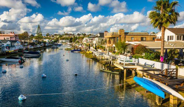 Balboa Island Homes Newport Beach CA