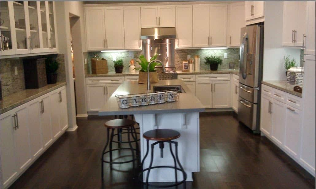 Huntington Beach Homes Kitchens
