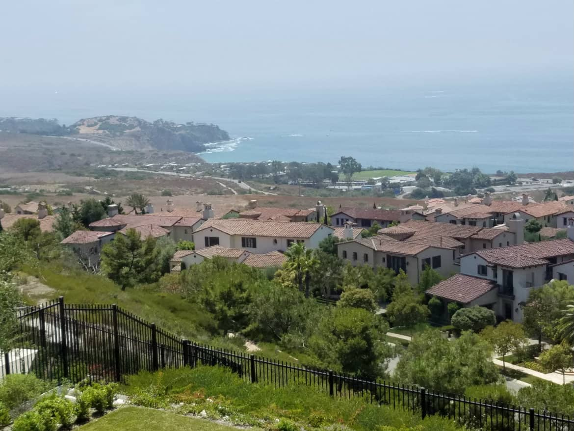 Newport Coast Homes Ocean Views