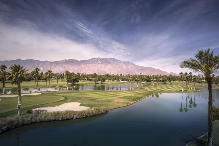 Irvine Homes Golf Course Views