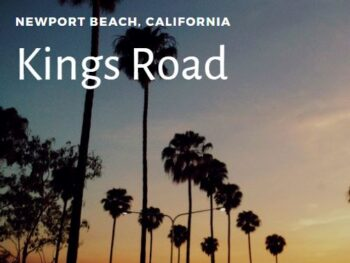 Kings Road Newport Beach Homes