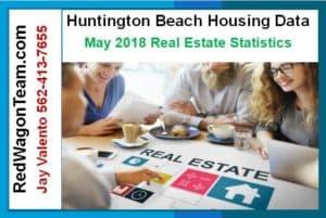 Huntington Beach Housing Data May 2018