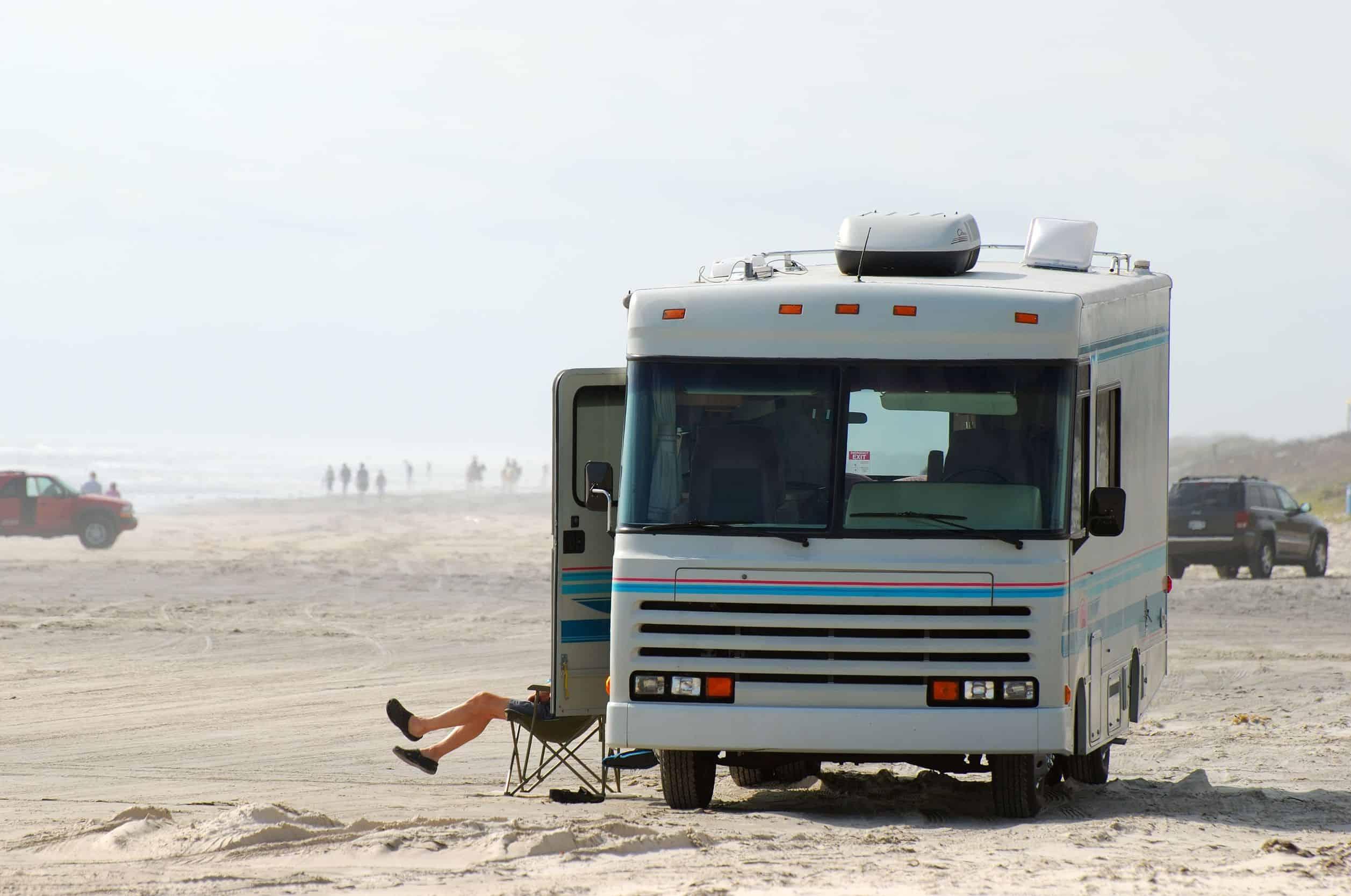 Long Beach Homes RV Parking
