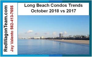 Long Beach Condos Sales October 2018 Report
