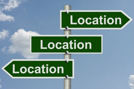Location is the Key Southern California Real Estate