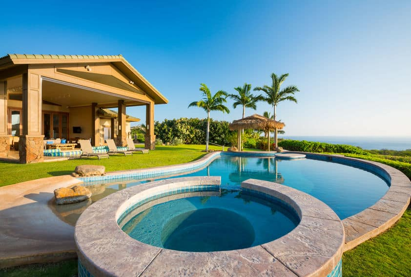 Long Beach Homes Pools