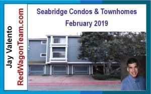 Seabridge Huntington Beach Condos February 2019 Sales