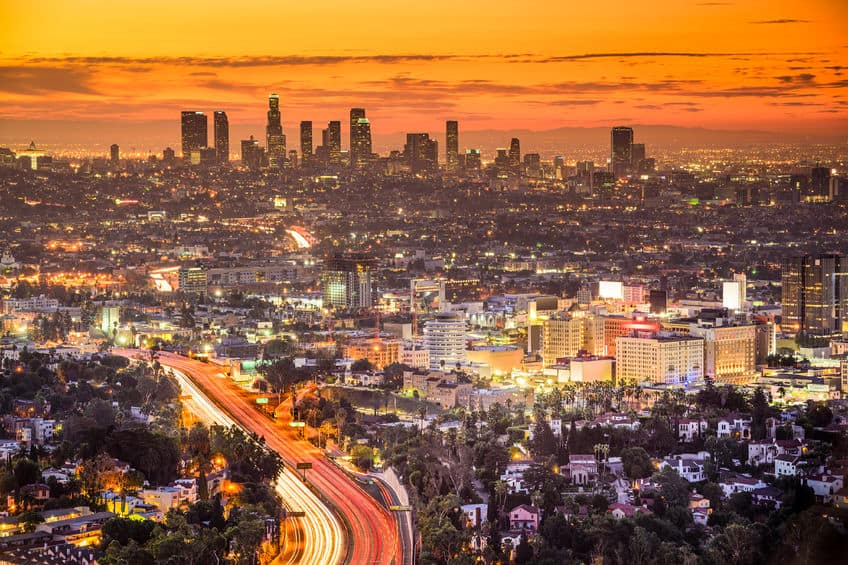 Beverly Hills Homes Panoramic Views