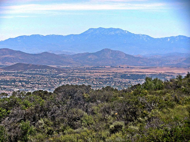 Murrieta Homes Views