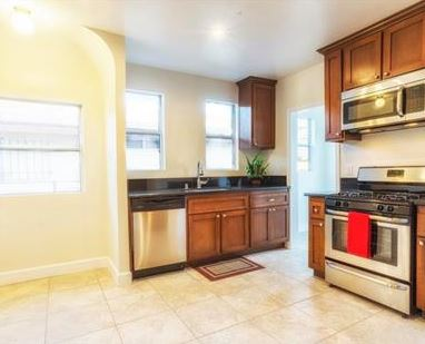 Remodeled Kitchen Long Beach