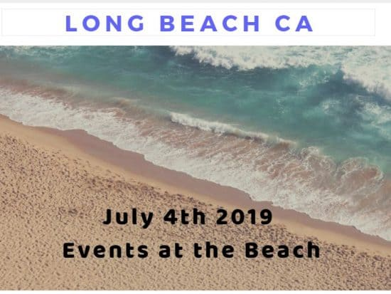 Long Beach July 4th 2019