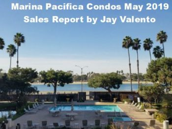Marina Pacifica Condos May 2019 Sales Report
