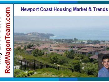 Newport Coast Housing Market Trends May 2019