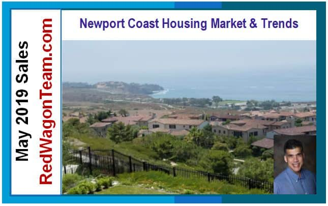 Newport Coast Housing Market Trends May 2019