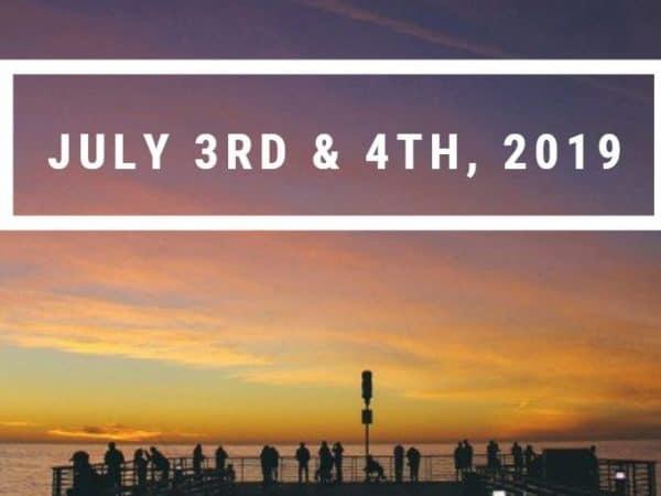 July 4th 2019 Long Beach CA 90803