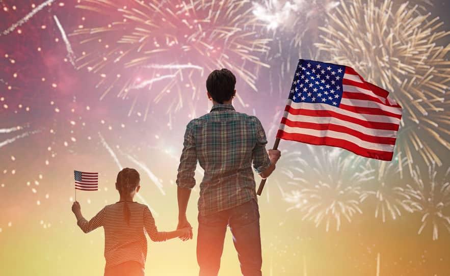 Corona Fireworks 2019 - Lake Elsinore Celebrations