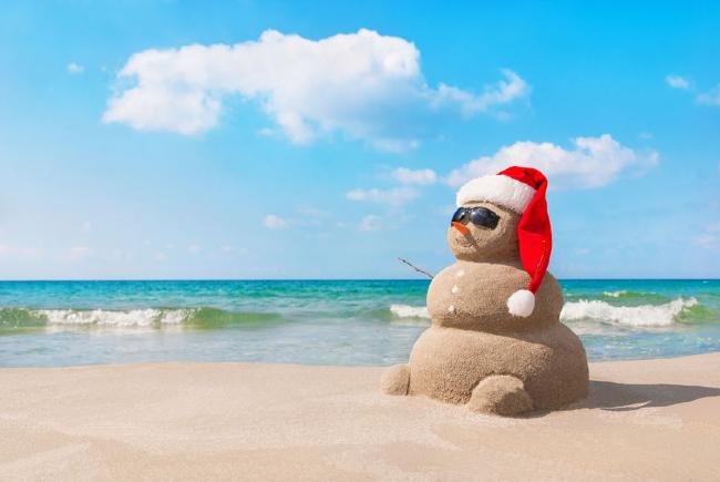 Snowman Long Beach Weather