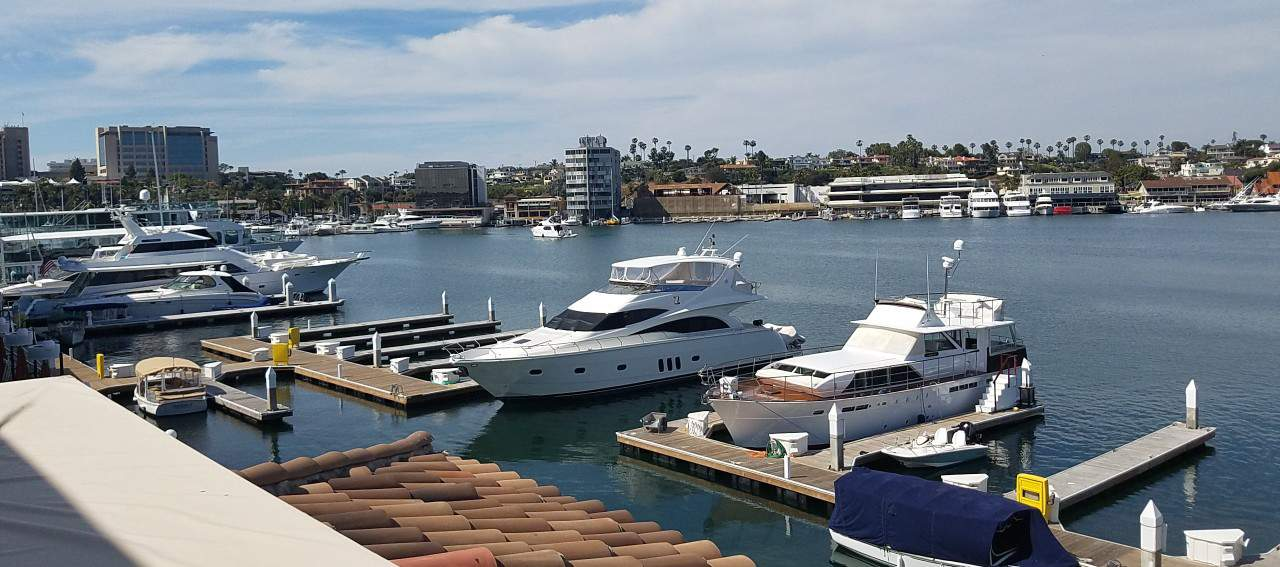 Southern California Boat Dock Homes