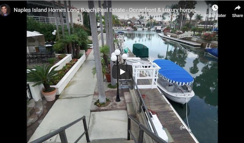 Naples Island Homes Long Beach