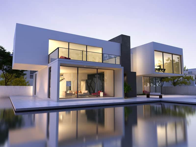 Long Beach Modern Style Homes