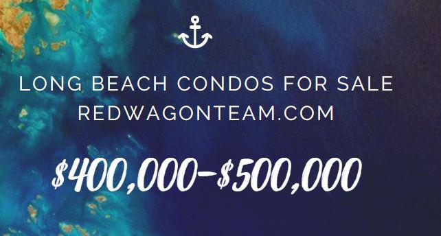 Long Beach condos 400000 to 500k