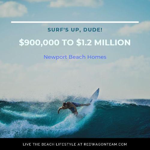 Newport Beach Homes $900000