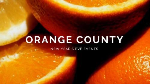 Temecula - Orange County New Years Eve 2019