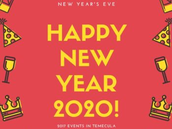 Temecula New Years Eve 2019