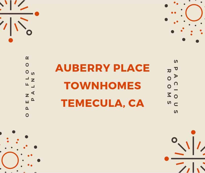 Auberry Place Townhomes and Condos