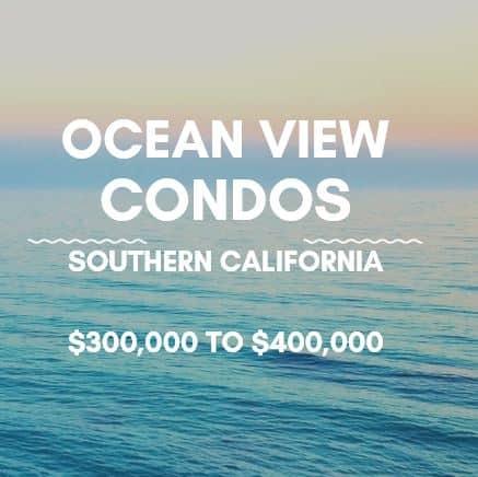 Ocean View Condos $300k to $400k