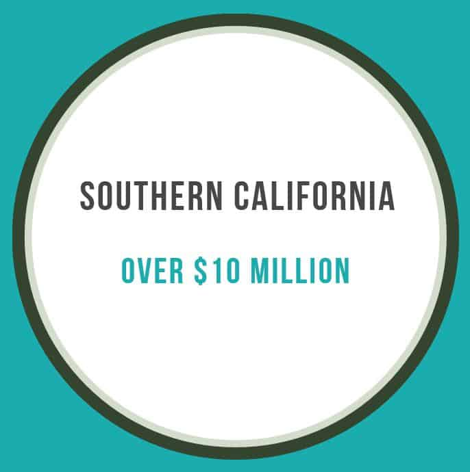 Southern California Homes Over $10 Million