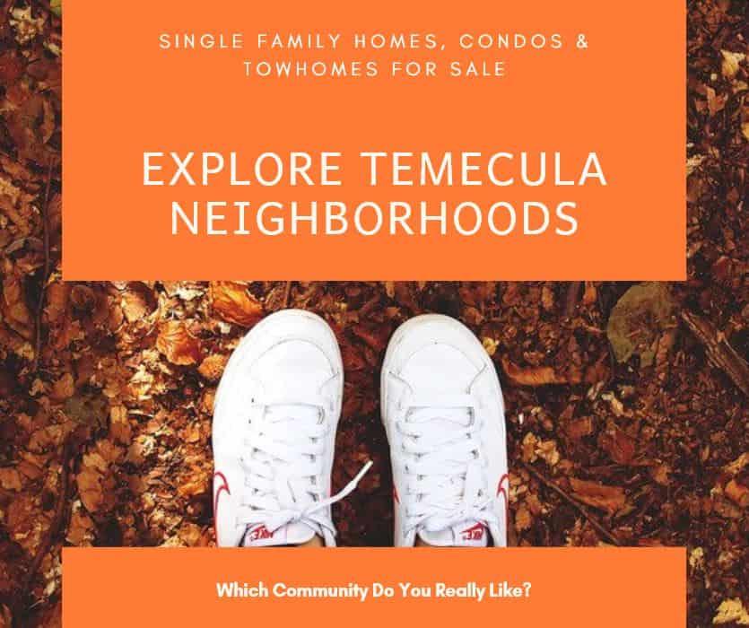 Temecula Neighborhoods