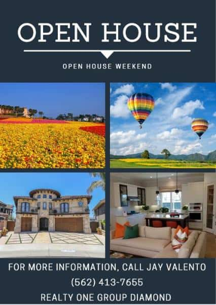 Temecula Open Houses