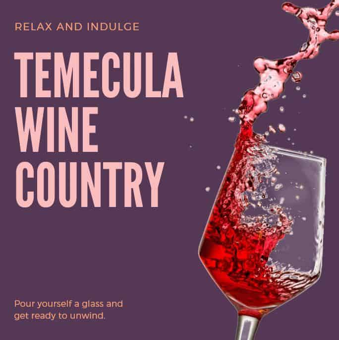 Temecula Homes in the Wine Country