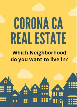 Corona CA Real Estate - Homes