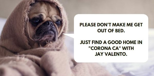 Corona CA Real Estate Jay Valento