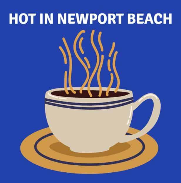 Hot Homes in Newport Beach