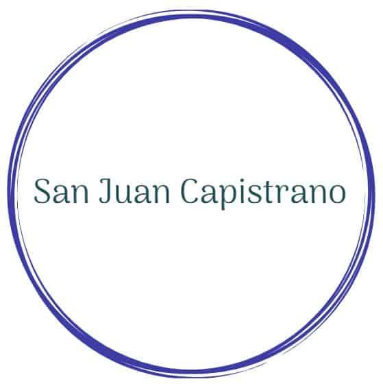 San Juan Capistrano Houses