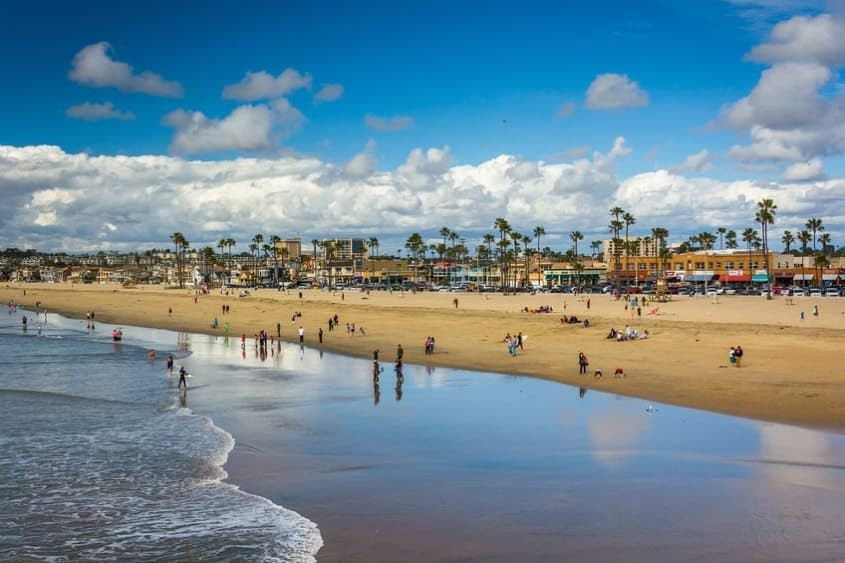 Southern California Beach Homes for Sale