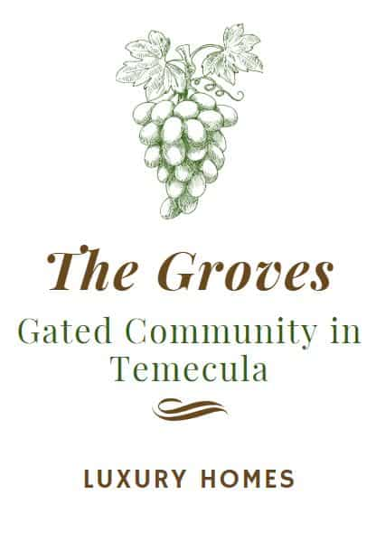 The Groves Temecula Homes