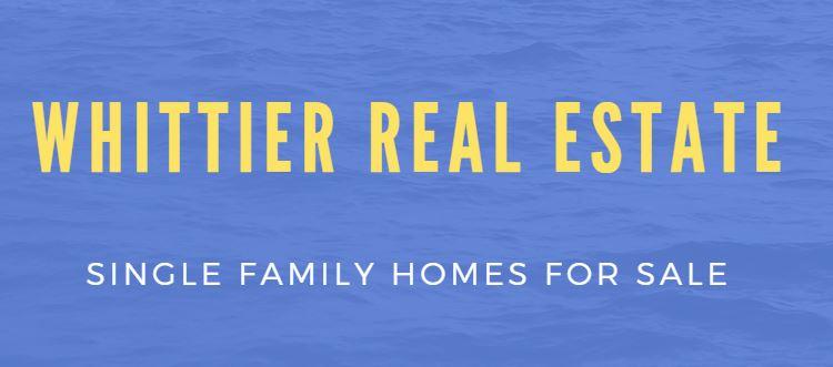 Whittier Real Estate