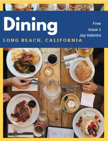 Belmont Shore Restaurants Guide (2020) by Appian Way