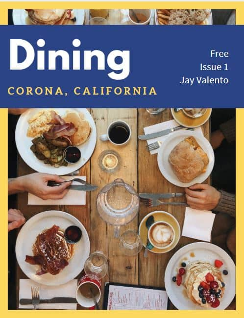 Fun things to do in Corona for Dining