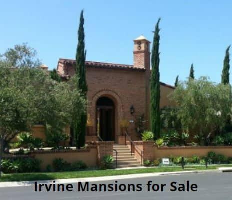 Irvine Mansions Estates