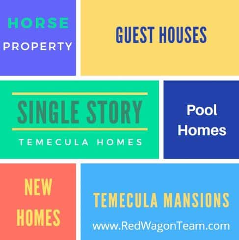 Temecula Lifestyles Search for Homes