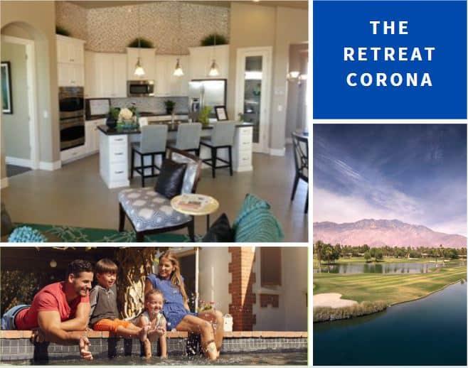 The Retreat Corona Homes Jay Valento