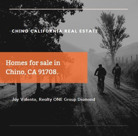 homes for sale chino ca 91708